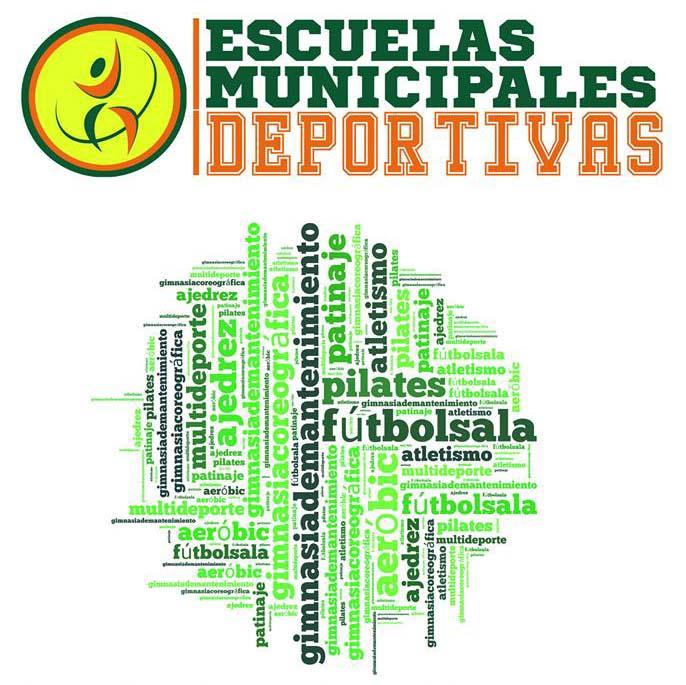 Abierto el plazo de inscripción de las Escuelas Deportivas Municipales