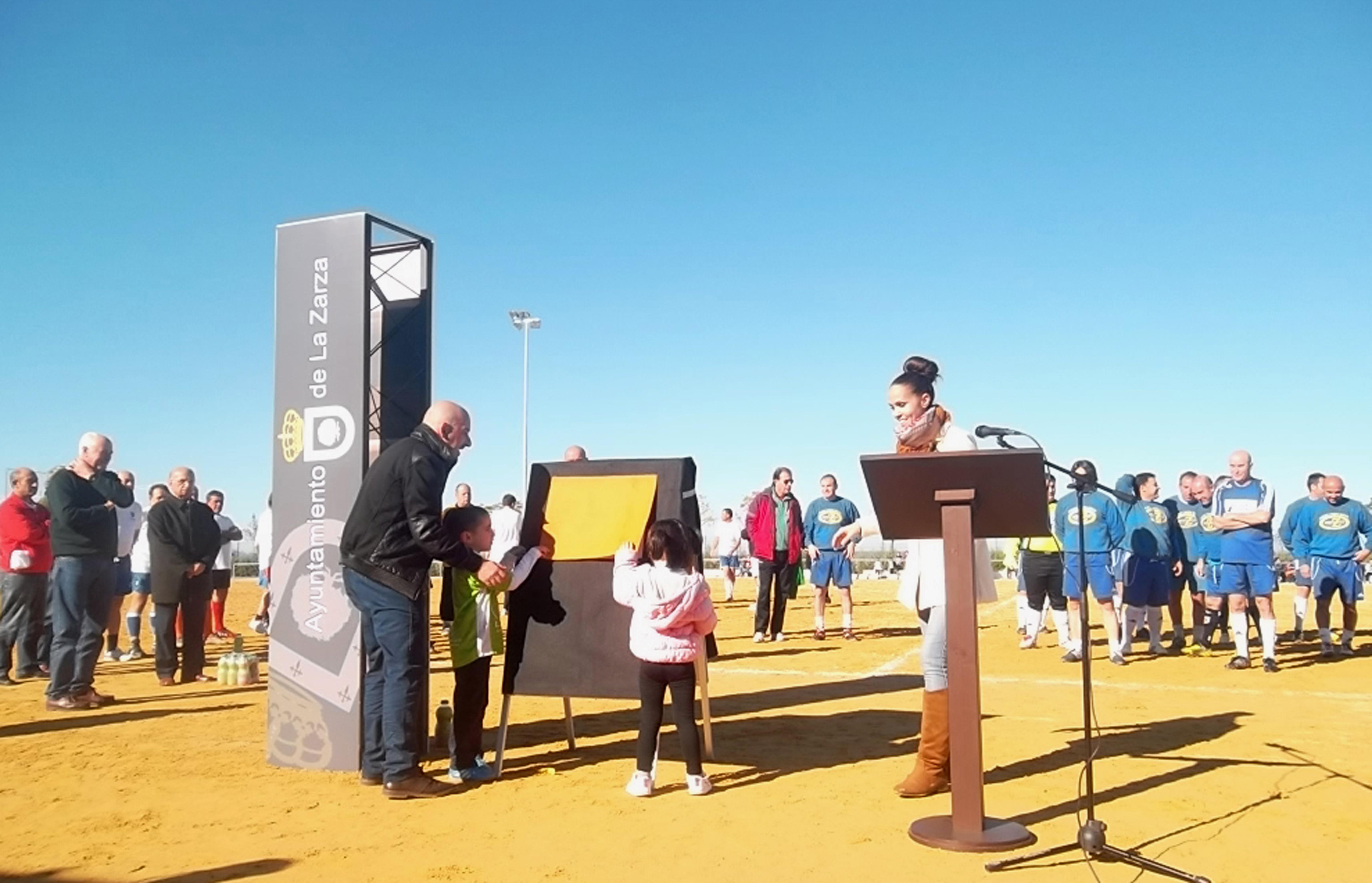 Se inaugura la Ciudad Deportiva