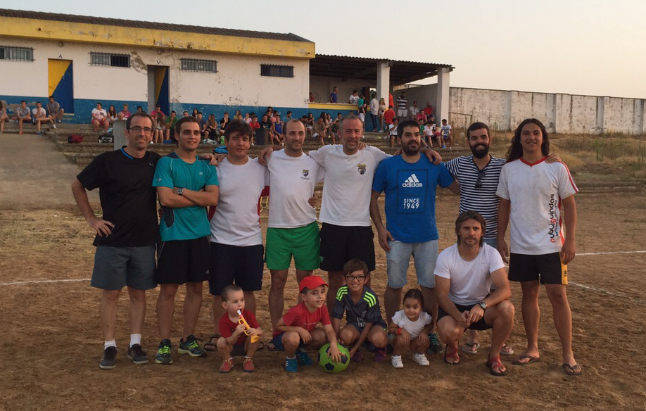 10 equipos participaron en las 24 horas de Fútbol-7 de Villagonzalo